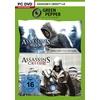 UBISOFT Software Pyramide - Green Pepper PC Spiel Assassins Creed I+II