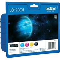 Brother LC-1280XL CMYK