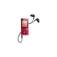 Sony Walkman NWZ-E474 8GB rot