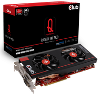 Club 3D Radeon HD 7950, 3GB GDDR5, 800MHz (CGAX-7957F)