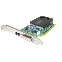 Fujitsu NVIDIA Quadro K420 - Grafikkarten - Quadro K420 - 2 GB DDR3 - PCIe 2.0 x16 Low Profile - DVI, DisplayPort
