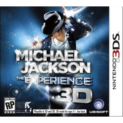Michael Jackson: The Experience (3DS)