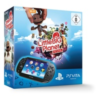 Sony PS Vita WiFi + LittleBigPlanet PS Vita (Bundle)