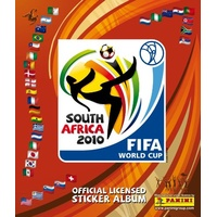 PANINI FIFA WM2010 Sticker Startset Album