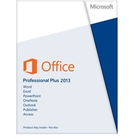 Microsoft Office Professional Plus 2013 ESD DE Win