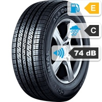 Continental Conti4x4Contact RoF SUV 255/50 R19 107H