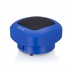 TrekStor Portable SoundBox schwarz / blau
