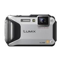 Panasonic Lumix DMC-FT5 silber