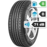 Continental ContiEcoContact 5 205/55 R16 91V