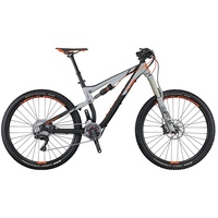 Scott Genius 730 27,5 Zoll RH 47,5 cm black/grey/orange 2016