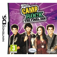 Camp Rock 2: The Final Jam, NDS,