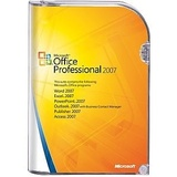 Microsoft Office Professional 2007 ESD DE Win