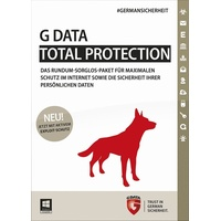 G DATA Total Protection 2015 3 User DE Win