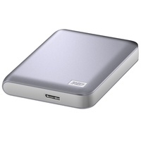 Western Digital My Passport Essential SE 750GB silber (WDBACX7500ASL-EESN)