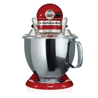 KitchenAid Artisan Küchenmaschine 5KSM150PS EER Empire Rot
