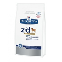 Hill's Prescription Diet z/d Ultra Allergen-Free 10 kg