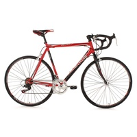 KS-CYCLING Piccadilly 28 Zoll RH 55 cm rot