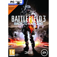 Battlefield 3: Back to Karkand (Add-On) (Code in a Box) (ESRB) (PC)