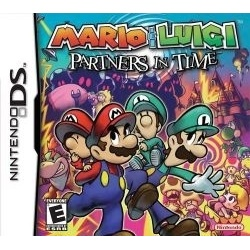 Mario & Luigi: Partners in Time (PEGI) (NDS)