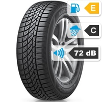 Hankook Kinergy 4S H740 225/40 R18 92V