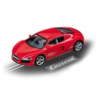 Carrera Digital 132 Audi R8 brillantrot (30436)