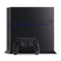 Sony PS4 1TB (Modell 2015) + Uncharted 4: A Thief's End