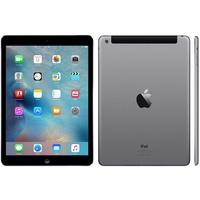 Apple iPad Air 2 9.7 128GB Wi-Fi + LTE spacegrau