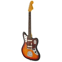 FENDER Vintage Modified Jaguar 3TSB 3-Tone sunburst