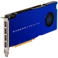 AMD Radeon Pro WX 7100 Workstation Graphics 8GB GDDR5 1188MHz (100-505826)