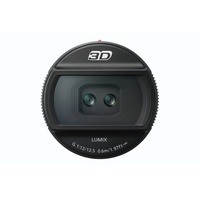 Panasonic Lumix G 12,5mm F12 3D