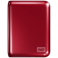 Western Digital My Passport Essential 500GB rot (WDBACY5000ARD-EESN)