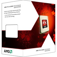 AMD FX-6350 Black Edition 3,9 GHz Box (FD6350FRHKBOX)