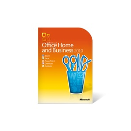 Microsoft Office Home and Business 2010 DE Win
