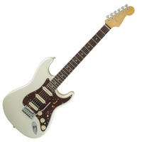 FENDER American Elite Stratocaster HSS Shawbucker RW OP olympic pearl