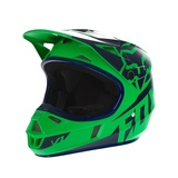 Fox V1 Race Youth Green