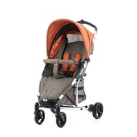 Babywelt Kiss brown/Orange Melange