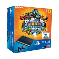 Sony PS3 Super Slim 12 GB + Skylanders: Giants - Starter Pack (Bundle)