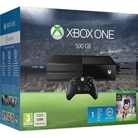 Microsoft Xbox One 500GB + FIFA 16 + 1 Monat EA Access (Bundle)