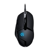 Logitech G402 Hyperion Fury FPS Gaming Mouse schwarz (910-004067)