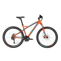 Bulls Sharptail 2 Disc 27,5 Zoll RH 46 cm orange 2015