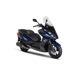 Kymco Downtown 125i ABS 15,0 PS 110 km/h blau