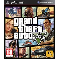 Grand Theft Auto V (PEGI) (PS3)