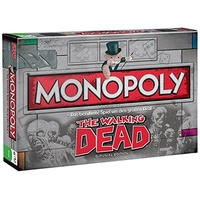 Winning Moves Monopoly The Walking Dead (43287)