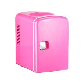 rosenstein s hne mini k hlschrank ac dc pink. Black Bedroom Furniture Sets. Home Design Ideas