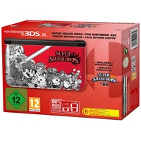 Nintendo 3DS XL rot Super Smash Bros. Limited Edition