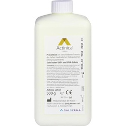Galderma Laboratorium Actinica Lotion 500 ml