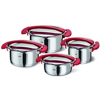 Fissler Magic red Topf-Set 4-tlg.