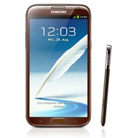 Samsung Galaxy Note II 16GB braun