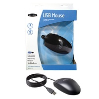 HP Optical Mouse schwarz (DY651A)