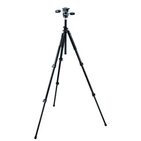 Manfrotto 055XPROB + 804RC2 Kopf